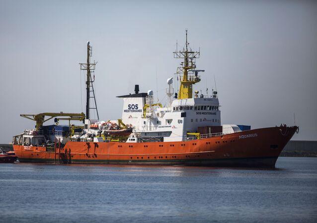 Statek Aquarius