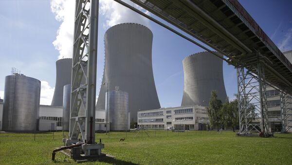 Elektrownia Jądrowa Temelín - Sputnik Polska