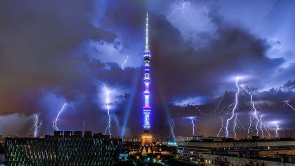 Wieża Ostankino, Moskwa - Sputnik Polska