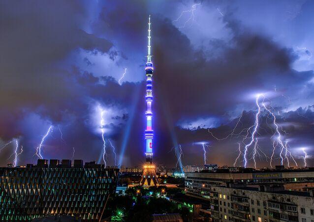 Wieża Ostankino, Moskwa