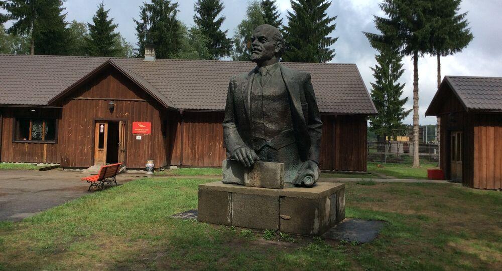 Litwa. Park Grūtas. Agnieszka Wołk-Łaniewska