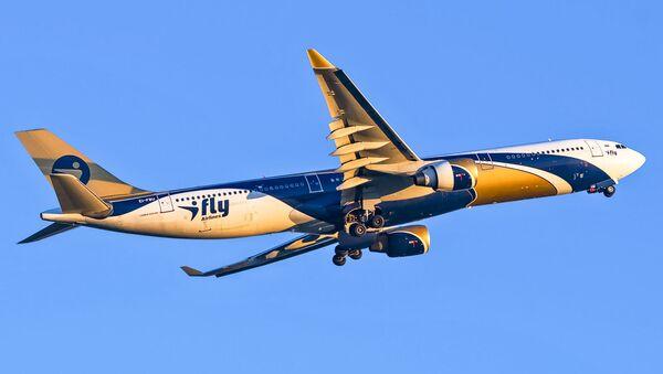 Samolot A-330 linii lotniczych iFly. Zdjęcie archiwalne - Sputnik Polska