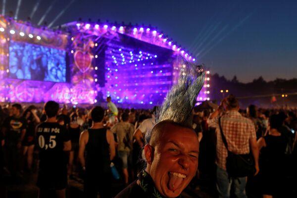 Uczestnicy 24. festiwalu Pol'and'Rock (były Przystanek Woodstock) - Sputnik Polska