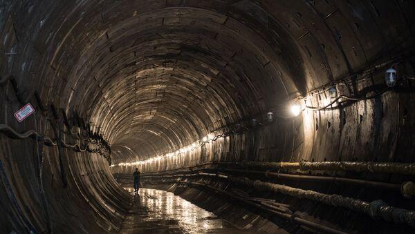 Metro w Moskwie - Sputnik Polska