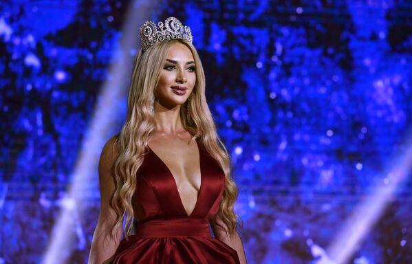 Uczestniczka konkursu Miss WNP 2018 - Sputnik Polska