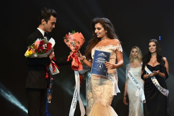 Finał konkursu piękności Miss WNP 2018 - Sputnik Polska