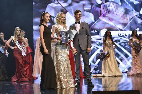 Uczestniczki konkursu piękności Miss WNP 2018 - Sputnik Polska