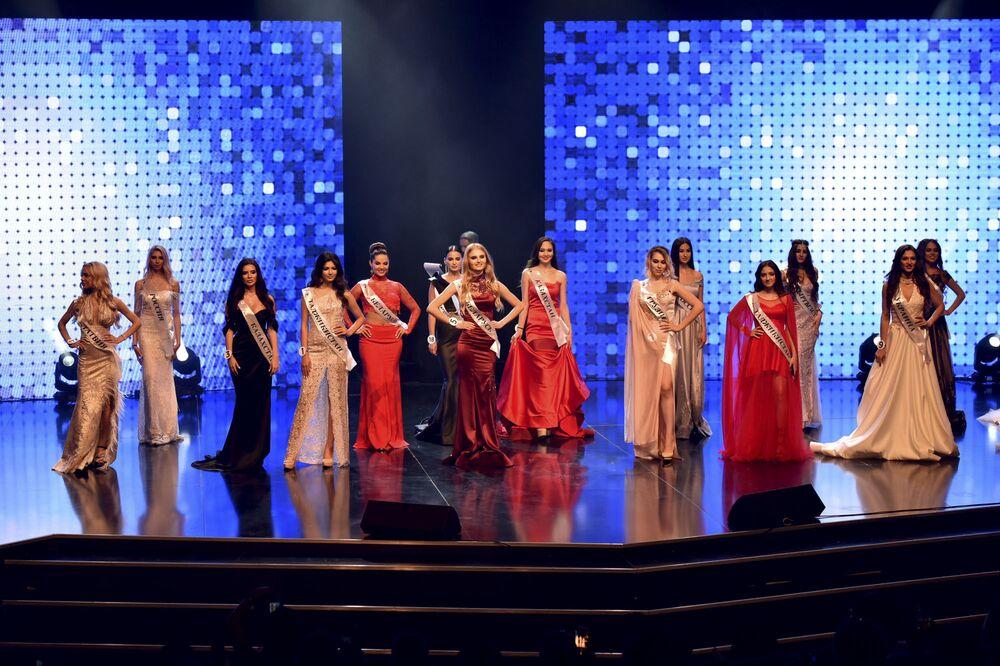 Finał konkursu piękności Miss WNP 2018