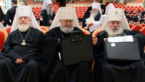 Rosyjska Cerkiew Prawosławna wydała instrukcję dla księży na temat prowadzenia blogów wideo - Sputnik Polska