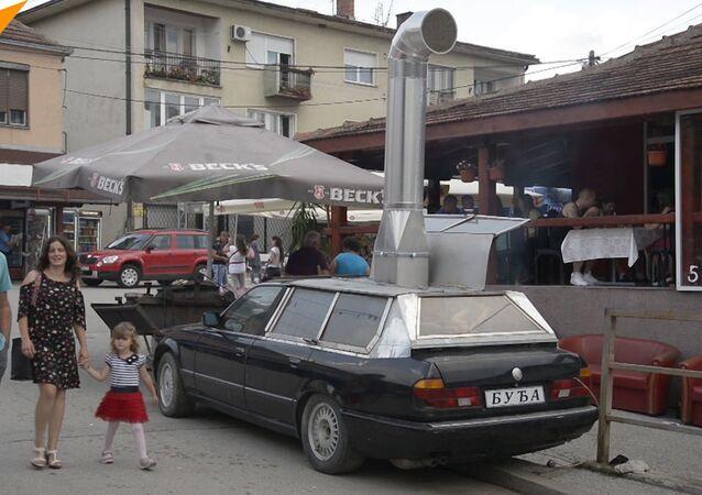 Najszybszy grill na świecie!