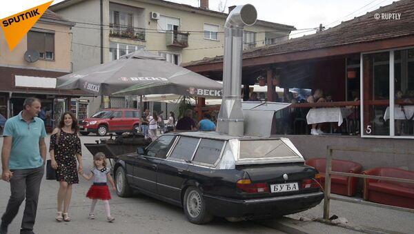 Najszybszy grill na świecie! - Sputnik Polska