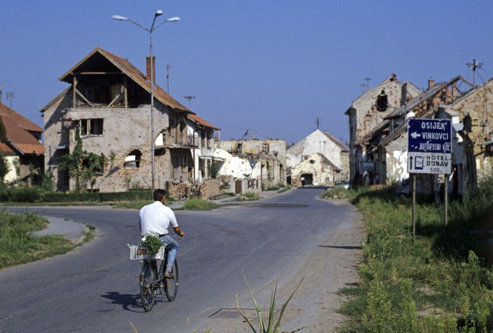 Jugosławia, 1993 rok