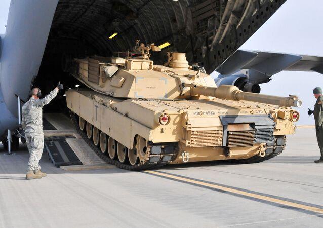 """M1A2 """"Abrams"""""""