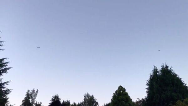 W USA rozbił się samolot pasażerski porwany z lotniska w Seattle - Sputnik Polska