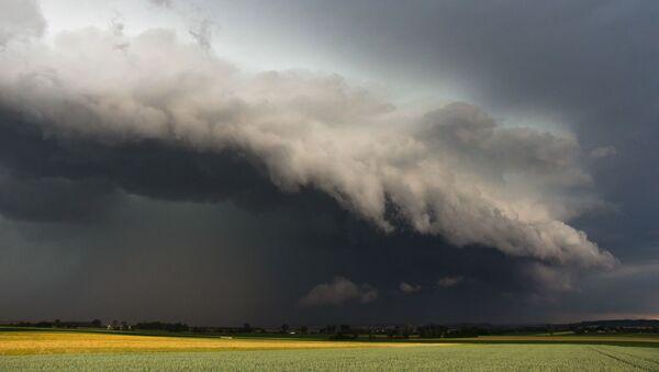 Chmury - Sputnik Polska