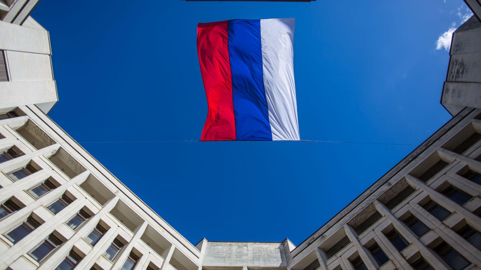 Flaga Rosji - Sputnik Polska, 1920, 17.07.2021