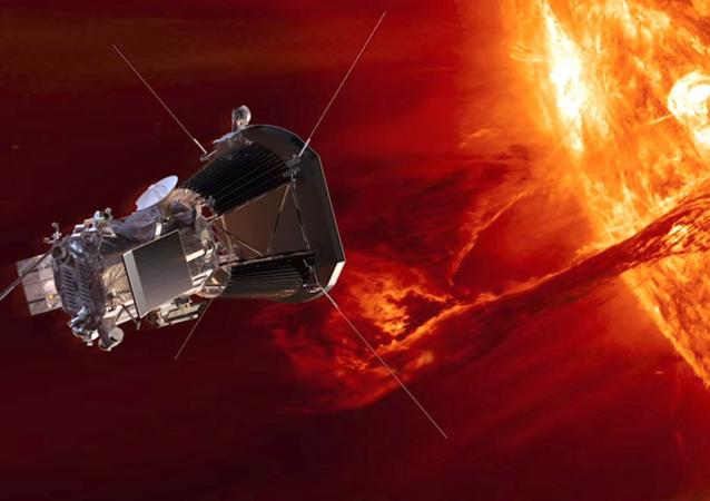 Sonda Parker Solar Probe bada atmosferę Słońca