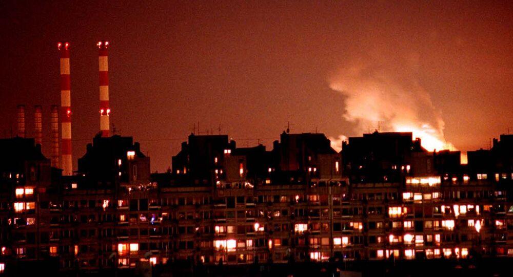 Bombardowanie Serbii przez NATO 24 marca 1999