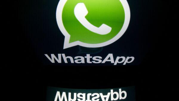 Логотип мессенджера Whatsapp - Sputnik Polska