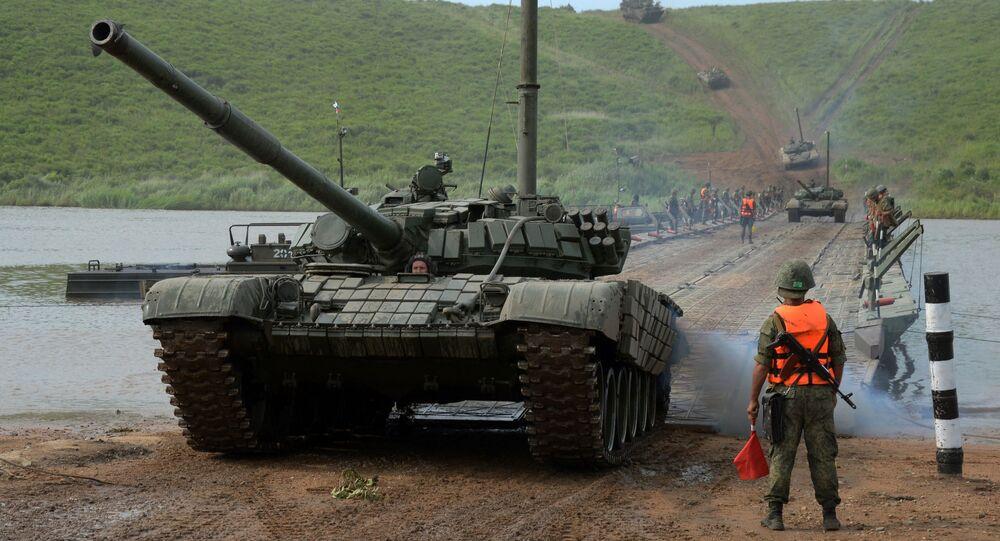 Rosyjski czołg T-72