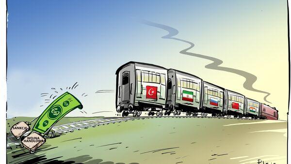 Jedzie pociąg z daleka - Sputnik Polska