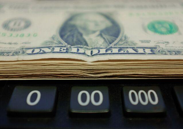 Amerykańskie dolary