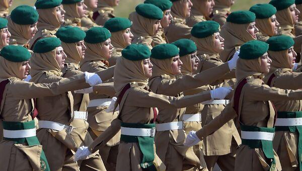 Parada wojskowa w Islamabadzie - Sputnik Polska