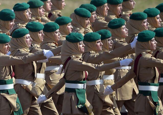 Parada wojskowa w Islamabadzie