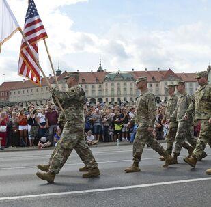 Parada z okazji Dnia Wojska Polskiego, Warszawa