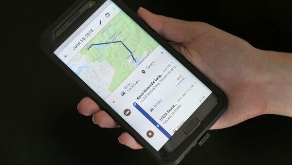 Google Maps - Sputnik Polska