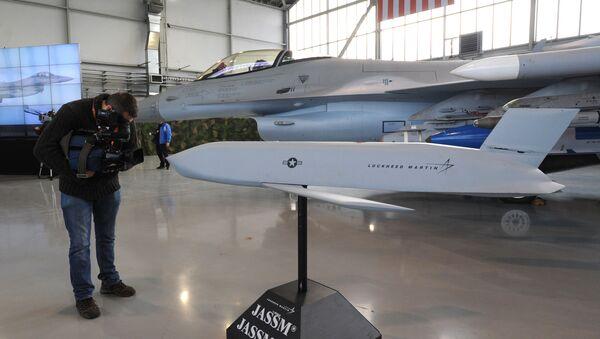 Pocisk manewrujący produkcji Lockheed Martin - Sputnik Polska