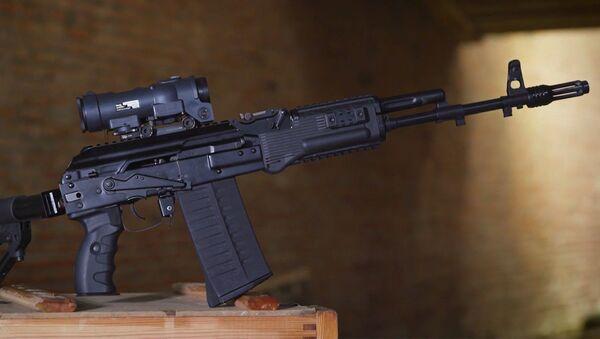 Karabinek AK-308 - Sputnik Polska