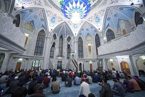 Meczet Kul Szarif w Kazaniu, Rosja - Sputnik Polska