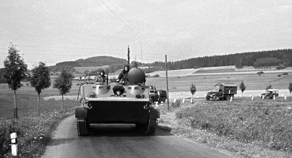 Radzieckie wojska w Pradze, 1968