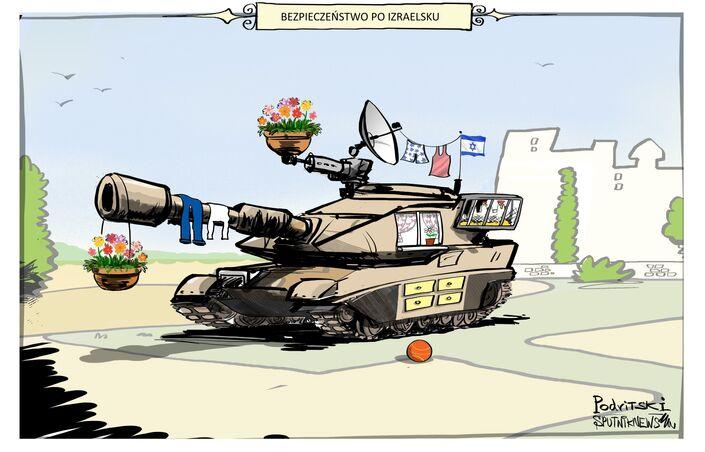 Bezpieczeństwo po izraelsku