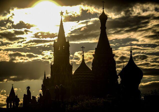 Wieża Spasska, Moskwa