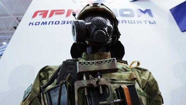 Śroski ochrony wojskowej na forum Armia 2018 - Sputnik Polska