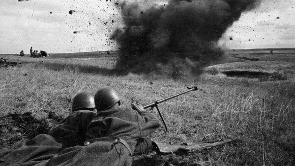 Bitwa na Łuku Kurskim - Sputnik Polska