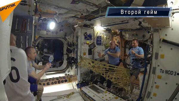 Tenis w kosmosie - Sputnik Polska