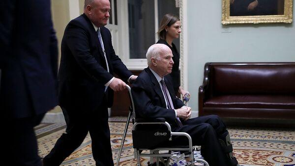 John McCain - Sputnik Polska