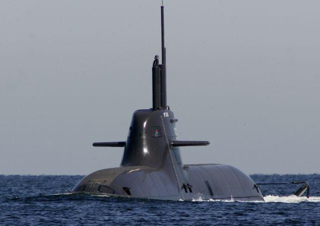 Niemiecki okręt podwodny U34