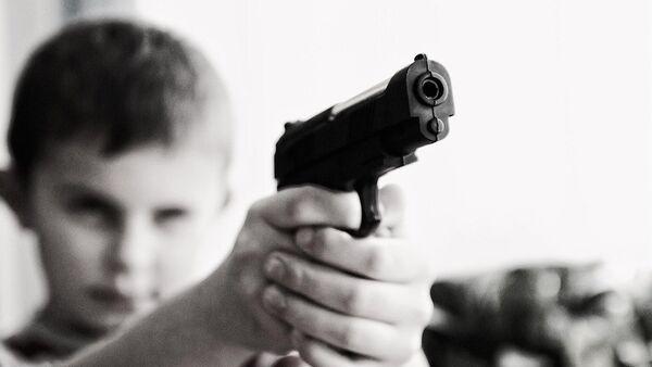Child gun - Sputnik Polska