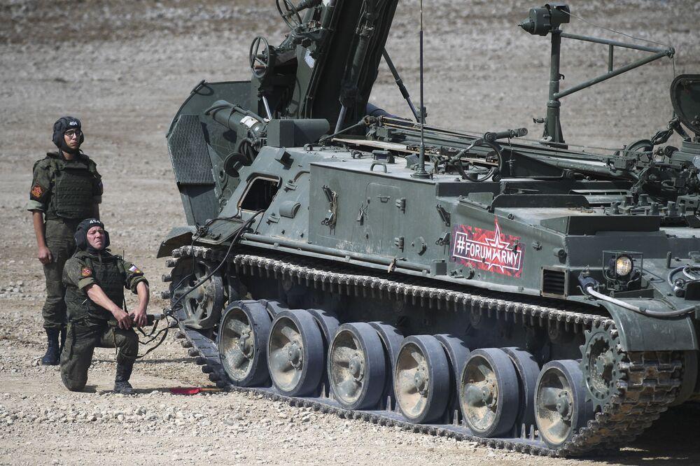IV Międzynarodowe Forum Wojskowe Armia-2018