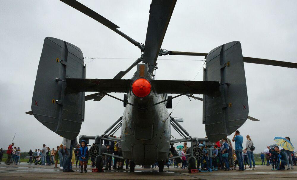 Helikopter Ka-29 na IV Międzynarodowym Forum Wojskowym Armia-2018