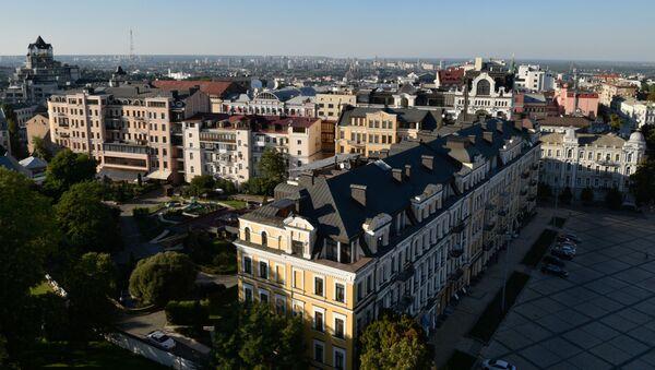 Widok na Kijów - Sputnik Polska