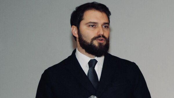 Maurizio Marrone - Sputnik Polska