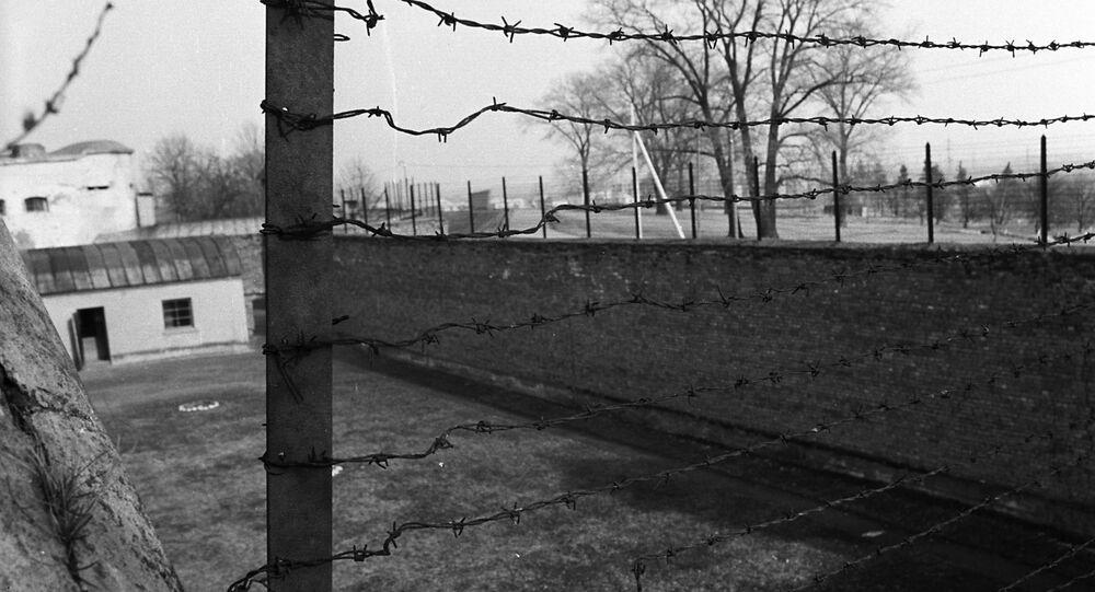 Obóz koncentracyjny w Kownie
