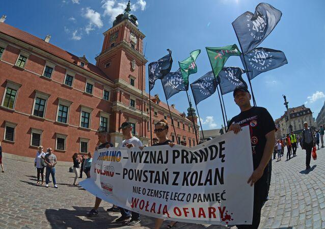 Dzień Pamięci Ofiar Rzezi Wołyńskiej, Warszawa