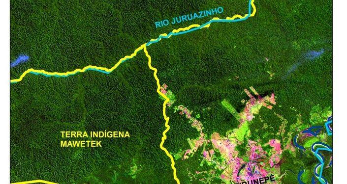Mapa terytorium
