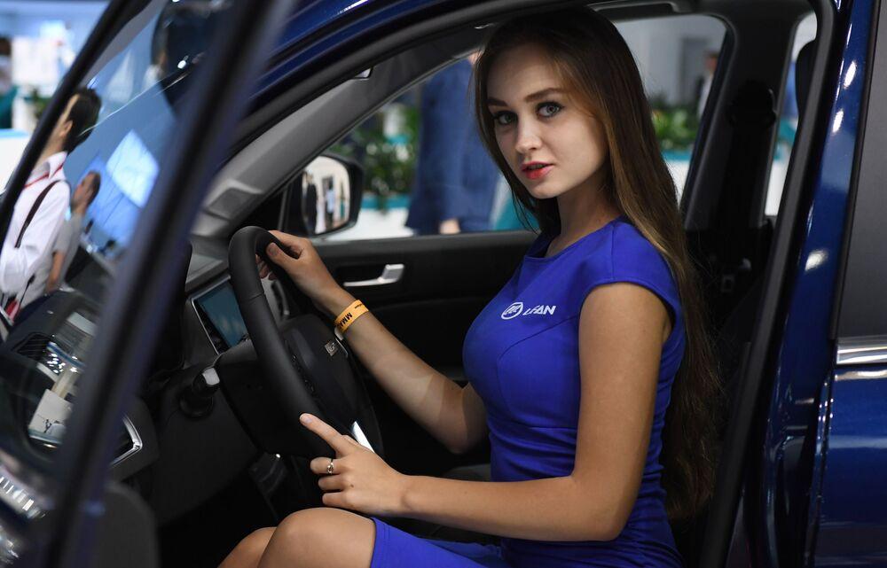 Międzynarodowy Salon Samochodowy w Moskwie